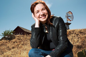 Texas Tech climatologist Katherine Hayhoe was recently selected as one of Time Magazine's '100 Most Influential People.'