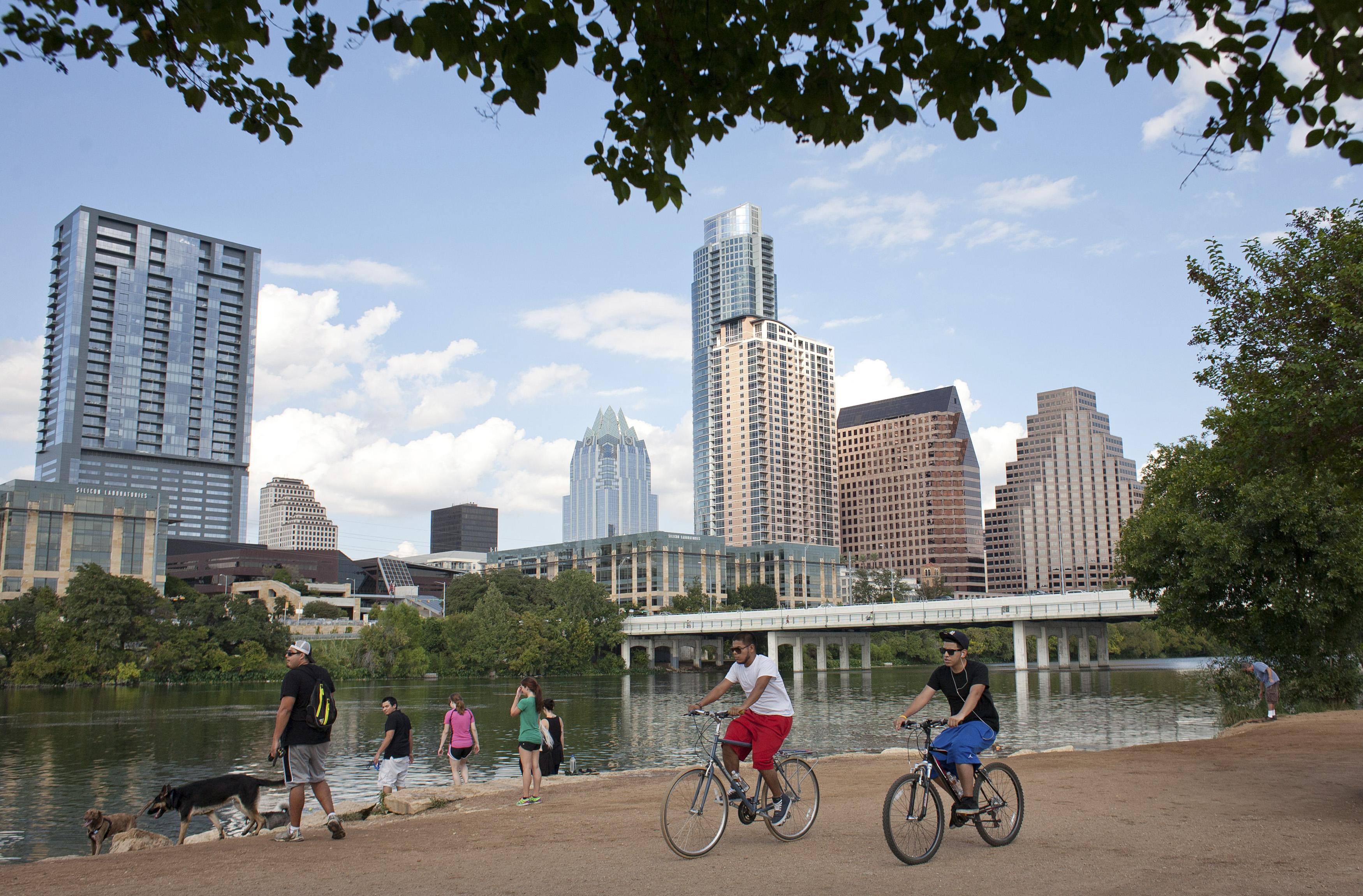 Where Will Austin Go For Water Next Stateimpact Texas