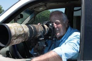 Bob Woods has taken thousands of wildlife photos