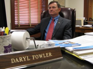 DeWitt County Judge Daryl Fowler wants share of state oil & gas revenue