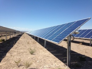 The Acacia Solar Plant in Presidio, TX has been online for just a year, but it's re-vamped the city's power infrastructure.