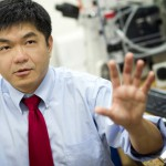 J.C. Chiao, a professor of electrical engineering at UT Arlington