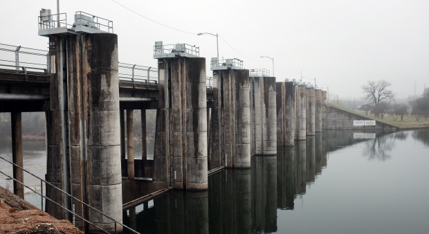 Officials have long been aware of the need for repairs at Longhorn Dam.