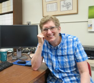 Prof. Norma Fowler studies and teach plant biology at UT Austin.