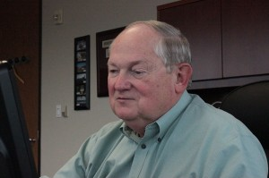 Charlie Williams is a veteran of the drilling business and now heads an industry safety group.