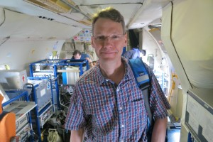 Dr. Joost de Gouw is the NOAA scientist leasing the project.